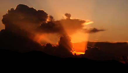 sunset argos by georgk