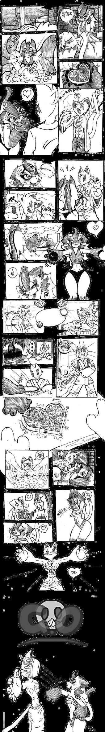 Tacca e Flowery by yagorocha