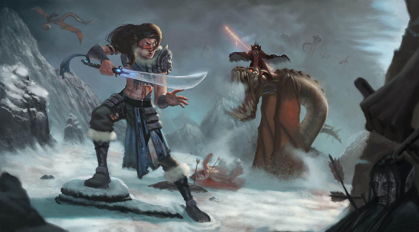 Epic elves by DanielAraya