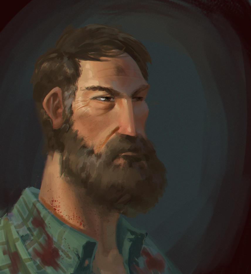 Joel by DanielAraya