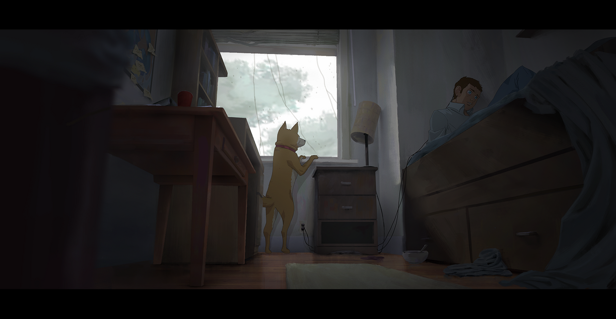 Cozy Sunday by DanielAraya