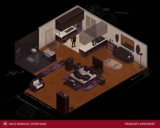 Prowler Apartment by DanielAraya