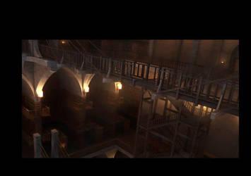 Castlevania - Belmont Hold by DanielAraya