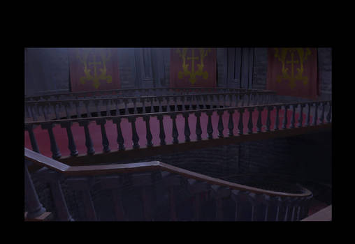 Castlevania - Belmont Stairs