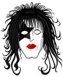 Paul Stanley Portrait