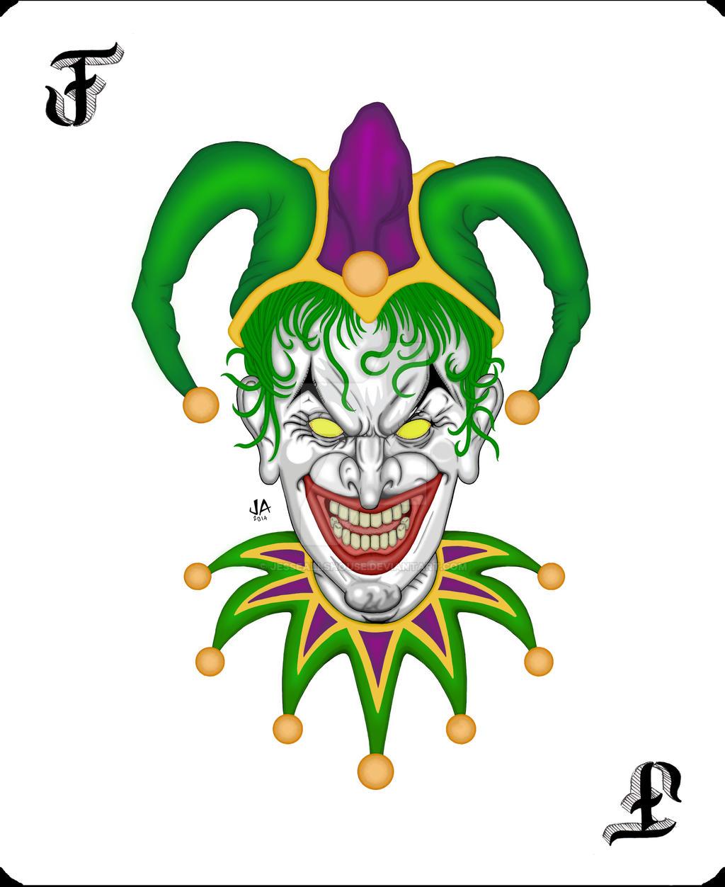 Joker Card 2.0