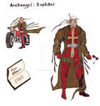 OC Archangel Raphael