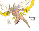 OC Archangel Uriel