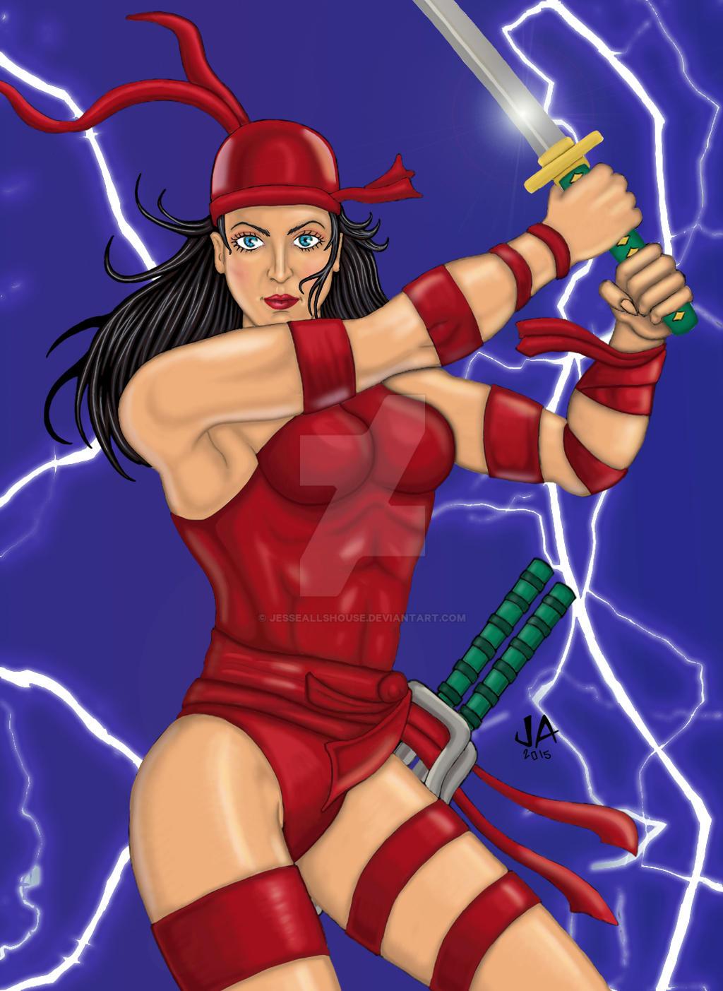 Elektra Variant
