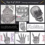 Top 9 of 2018