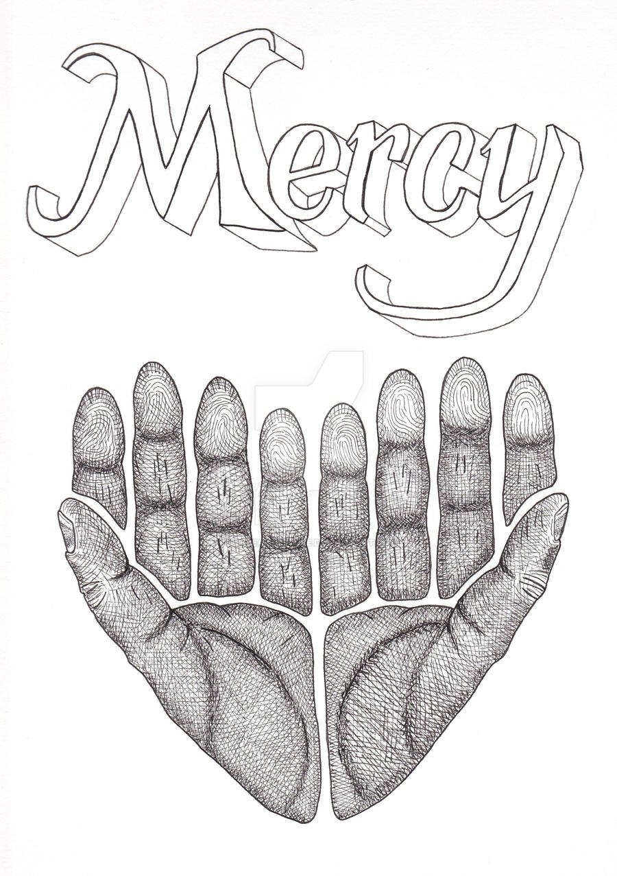 Mercy Pen and Ink