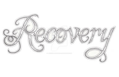 Recovery Lettering