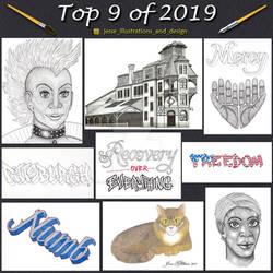 Top 9 of 2019