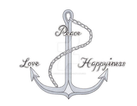Anchor Tattoo Quick Ink