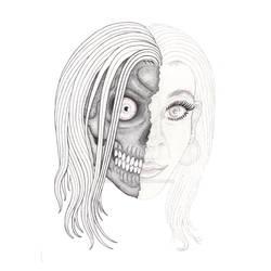 Living Dead Girl Work In Progress