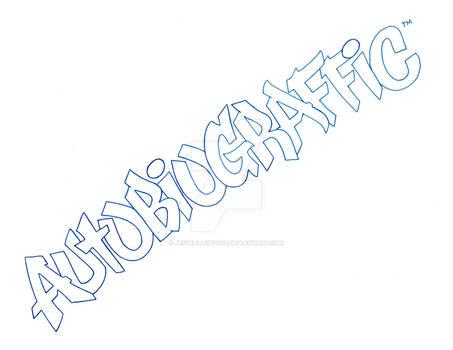AutoBioGraffic Logo Outline