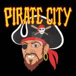 Pirate City Bootleg Tshirt Design