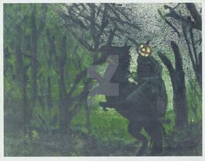 Headless Horseman by JesseAllshouse