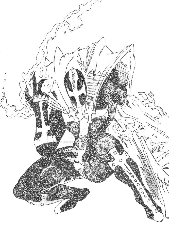 Redeemer, The Anti-Spawn