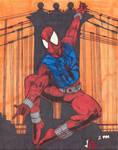 Scarlet Spider Ben Reilly