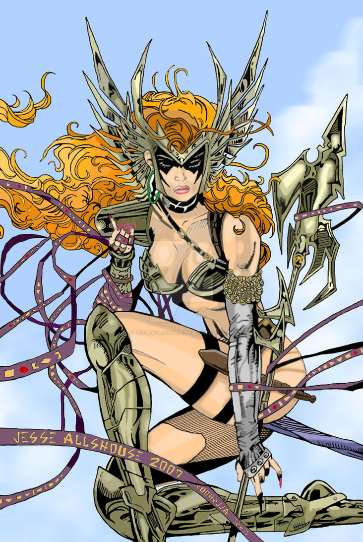 Angela Color by JesseAllshouse