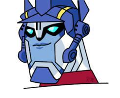 Optimus Prime by GalaxyGirl5