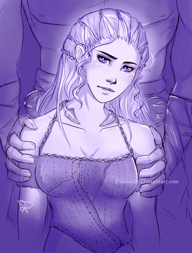 Moon of my life - Daenerys by Davidelle