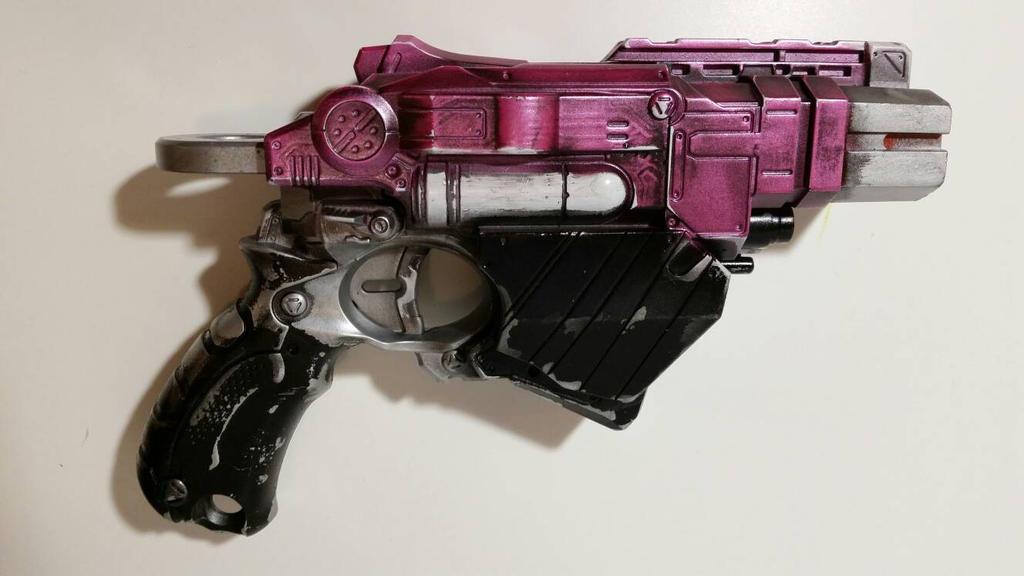 Nerf Vortex Proton cosplay mod by MarquisDeZod
