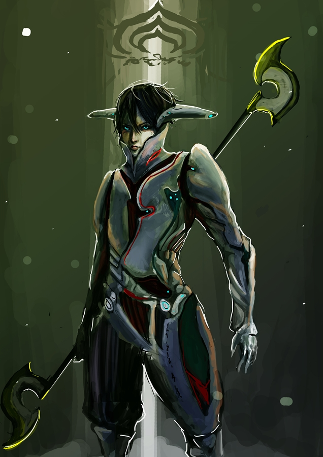 warframe loki by noireru on DeviantArt
