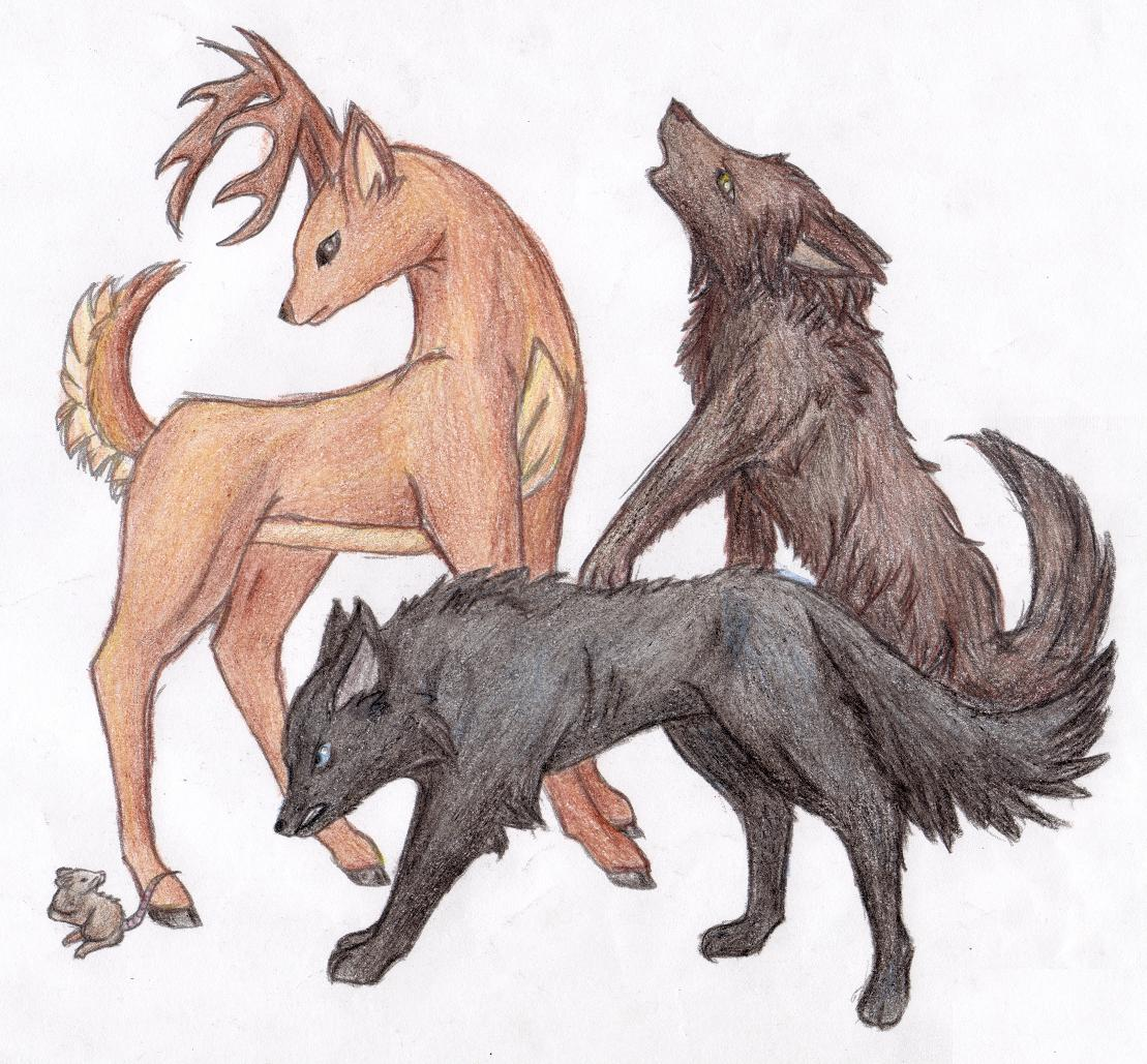 The Marauders by Dawnwing