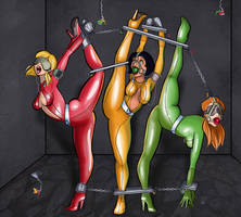 Totally Spies by captiveforever