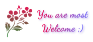 Welcome   Flower 1   Freestuff By Astoko-d8e06cs by anne1956