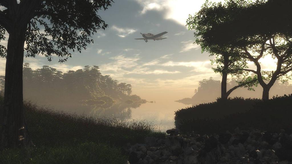 Flight by anne1956