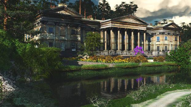 Large Mansion from Cornucopia