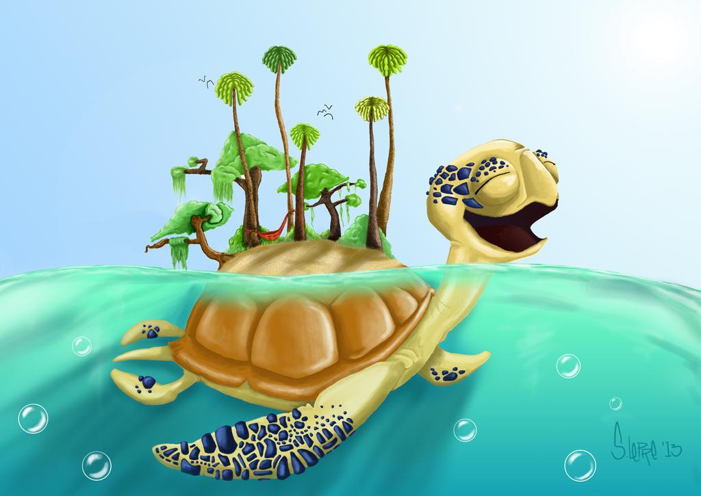 Tortuga5 by slepre