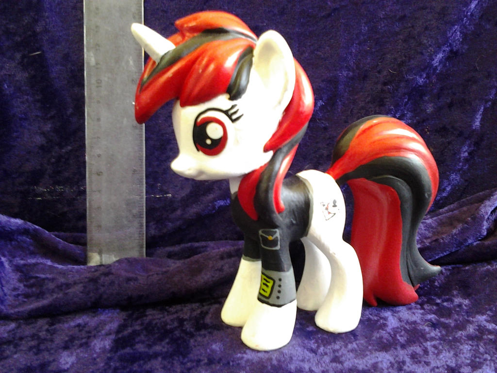 Custom Blackjack Fallout Equestria Project Horizon by Nightwings-81