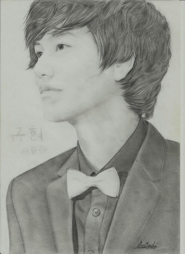 Cho KyuHyun, Super Junior by notHyung on DeviantArt