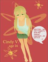 Cindy V by PinkHitman