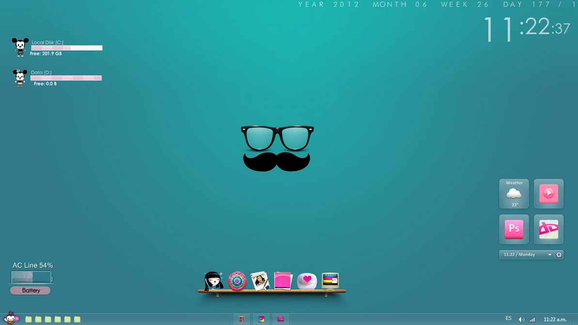 Desktop {3} by tutorialeslupitha