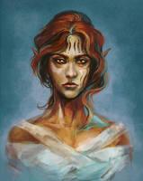 Almalexia, Lady of Mercy by RisingMonster