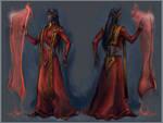Voryn Dagoth concept