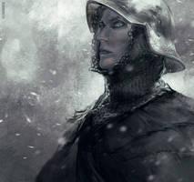 Dark Souls 3: Ashen One by RisingMonster