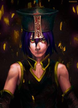 Shaman King Tao Ren the Kyonshi