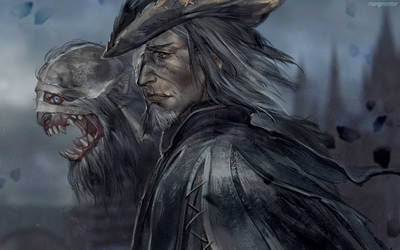 Bloodborne - The One And Only Monster Here Is You