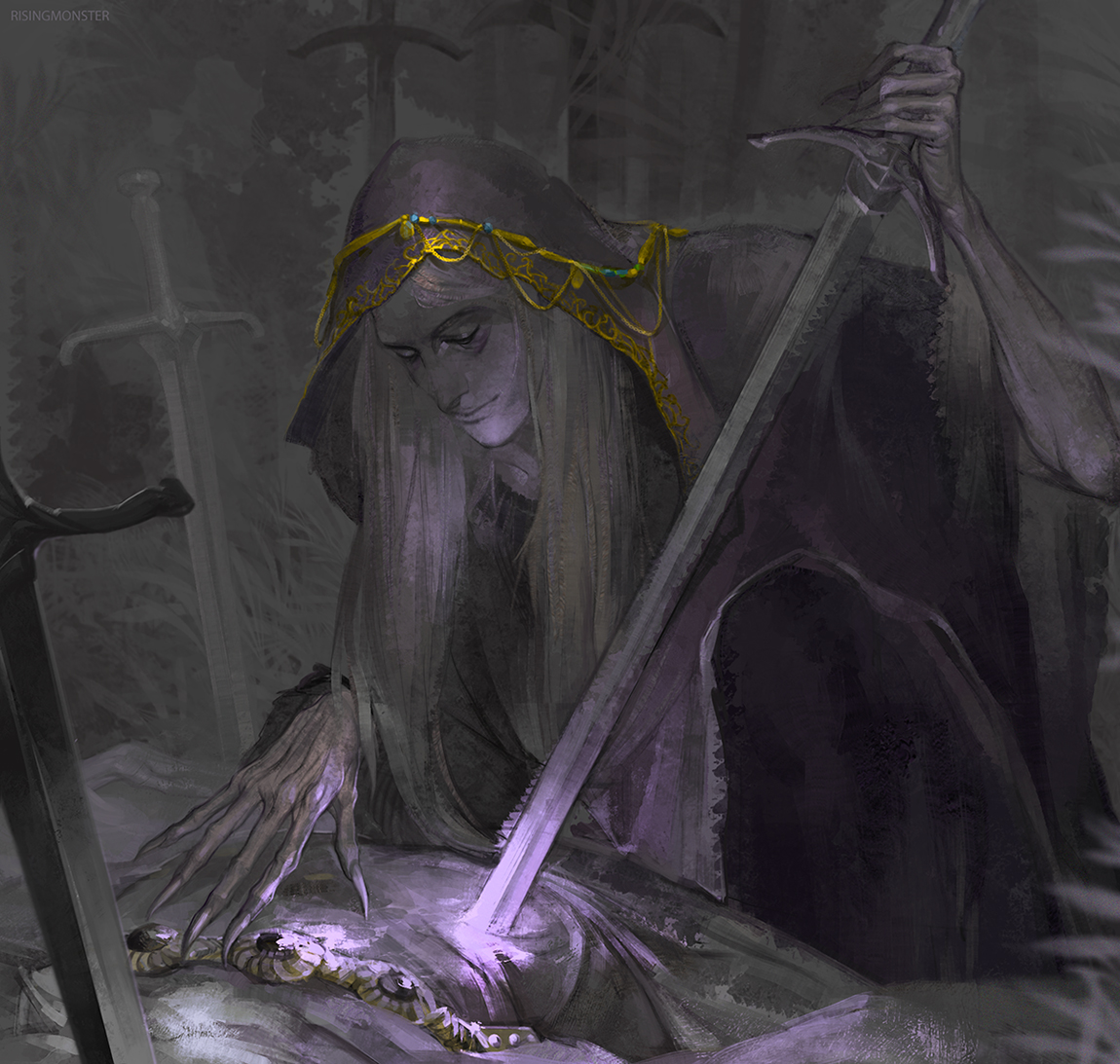 Dark Souls 3 Profanation