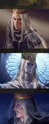 Dark Souls 3: Pontiff Sulyvahn by RisingMonster