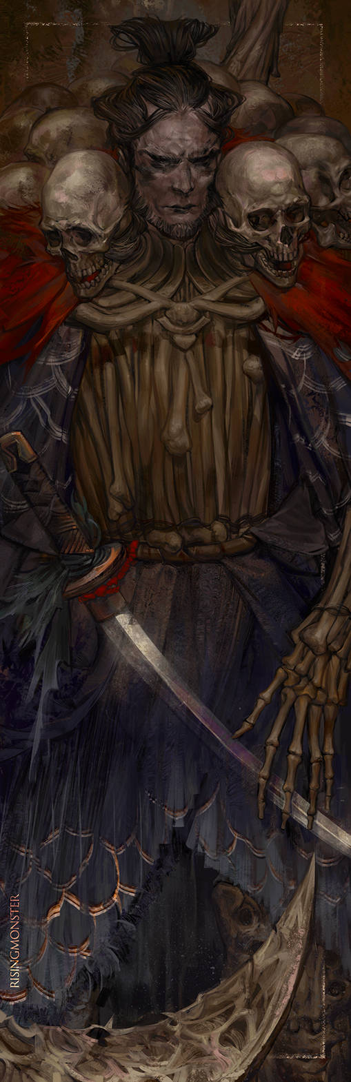 Dark Souls: The First Of The Dead by RisingMonster