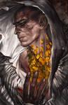 Dark Souls Manus: Hand That Feeds by PaleCaesar