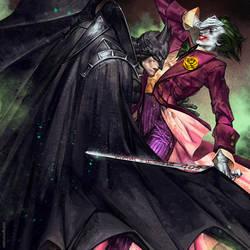 Batman x Joker: God Bless The HaHaHa