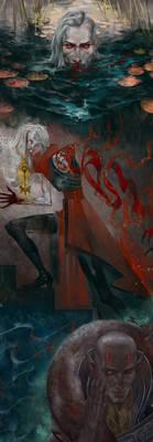 DAI Solas and Inquisitor Trevelyan